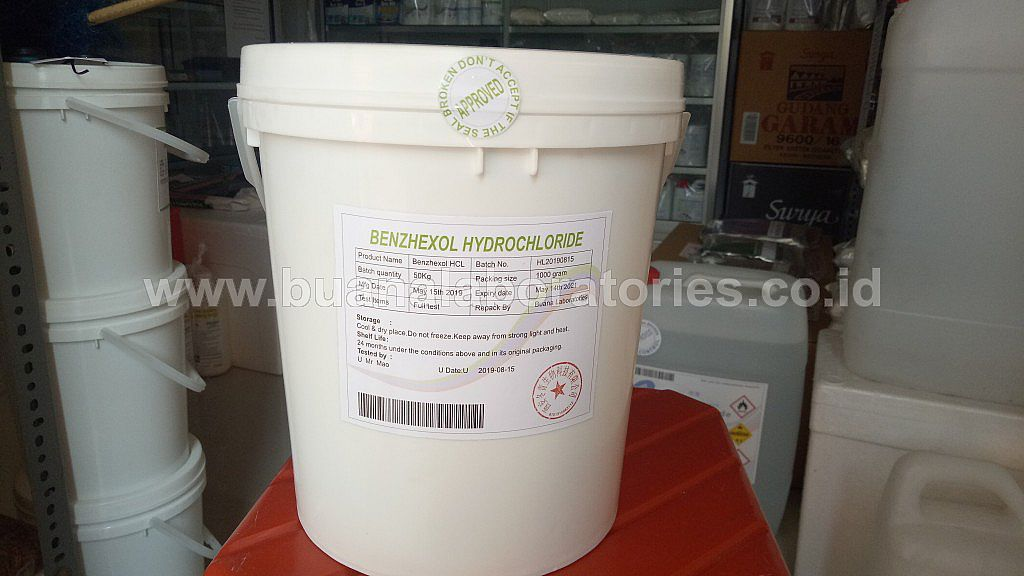 Benzhexol Hcl Powder Pharma