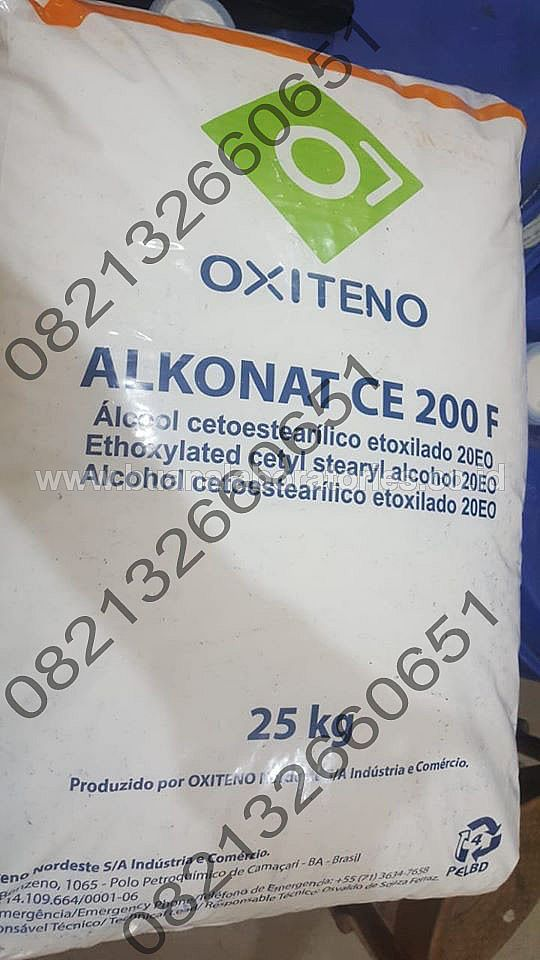 Cetearyl Alcohol 25Kg Cosmetic