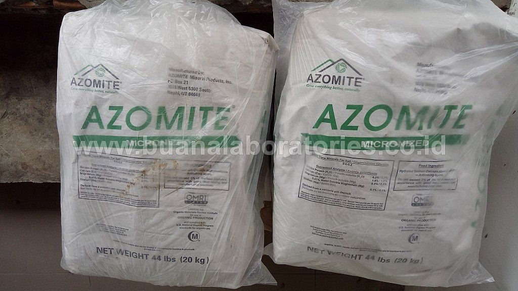 Azomite Powder Micronized